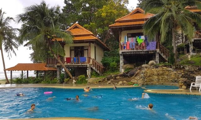 Un encuentro de familias worldschoolers en Tailandia