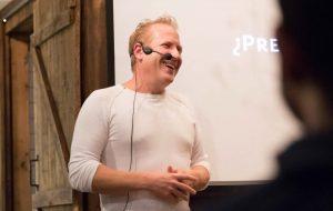 Emprendedor a pesar de todo - Entrevista a Christian Korwan